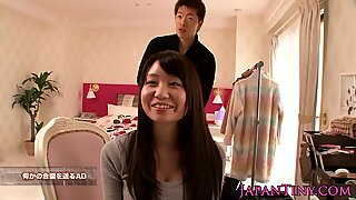 Asian Aika Yumeno loves cock deep inside her Report this video