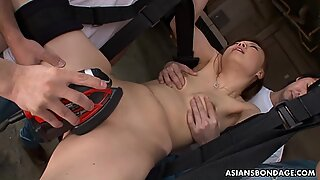 Sweet honey Aiko Hirose is having a day to remember