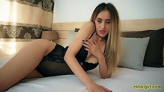 Lovely chick with small ass from Sweden  - https://elita-girl.com
